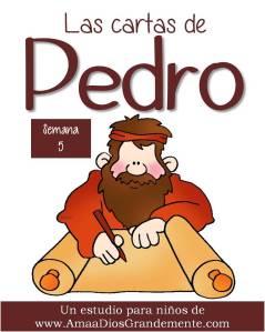 1 y 2 Pedro semana 5