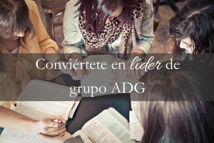 lider de grupo ADG