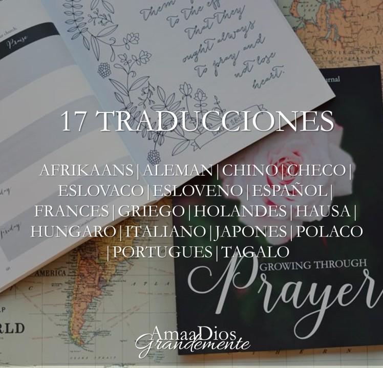 17 traducciones