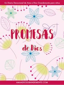 promesas de Dios cover niños